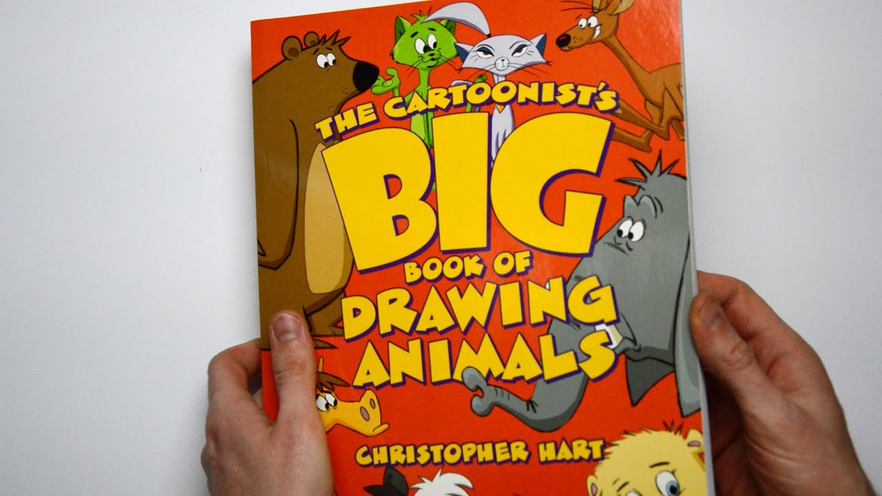 Christopher Hart Cartooning The Ultimate Character Design Book Pdf : How to draw cartoon animals christopher hart pdf
