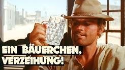 """""""Mein Name ist Nobody"""" mit Terence Hill - Trinkspiel im Saloon"""