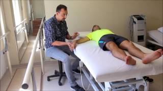 Felçli hastalarda kol egzersizleri