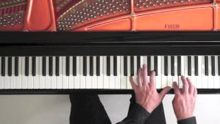Unknotting Bach Goldberg Variations - Var.23 -Take 1