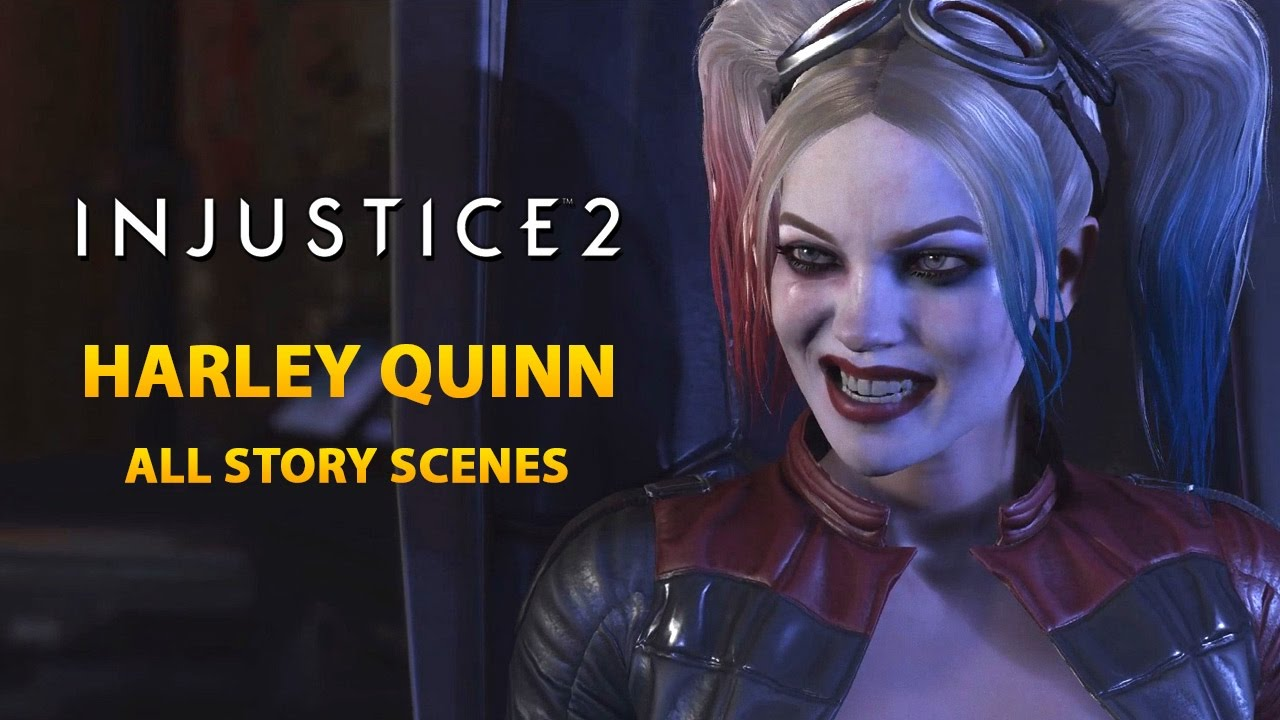 Just Some Combos #1: Harley Quinn Injustice 2 Combo Video