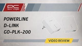 PC Garage – Video Review Powerline D-Link GO-PLK-200