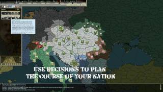 Darkest Hours: A Hearts of Iron Game Official Gameplay Trailer