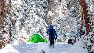Bu Seneki Son Kış Kampı /Bolu Abant Mart 2017