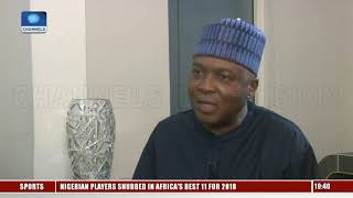 Saraki Accuses Buhari Of Condoning Corruption