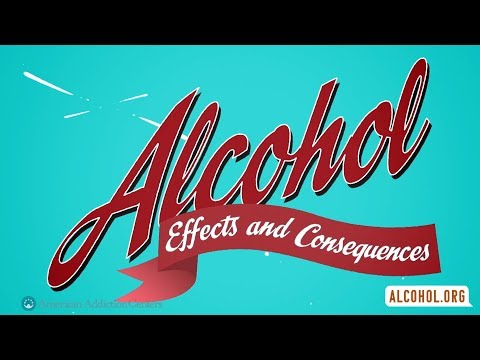 What Are The Effects of Alcohol?