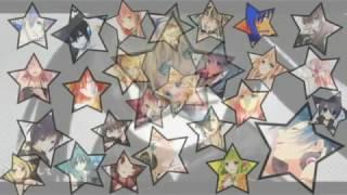 *リレー合唱*『ブラック★ロックシューター』30人リレー ブラック★ロックシューター 検索動画 40