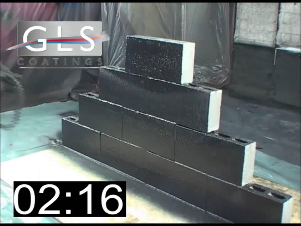 Gls Coatings Sledgehammertest