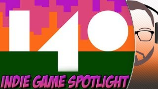 140 - Rhythm-based Platform Puzzler - Indie Game Spotlight
