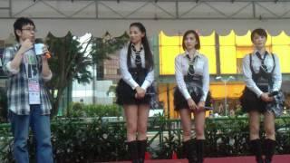 参加メンバー:近藤さや香、芹那、チェン・チュー 2012年2月17日...
