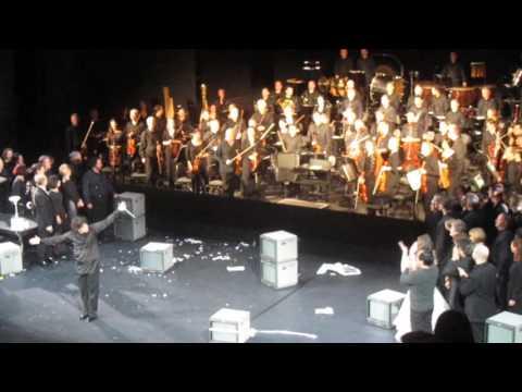 Aida / Premiere - Deutsche Oper Berlin - Curtain Call