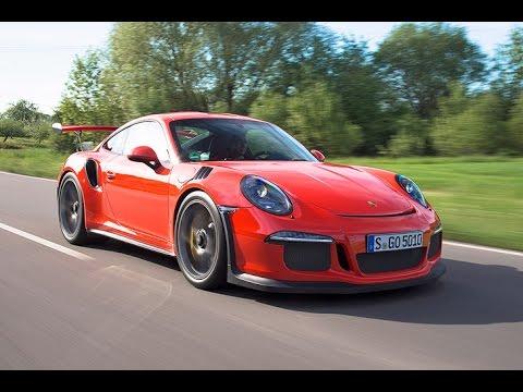 Porsche 911 GT3 RS - Der Super-Elfer im Praxistest