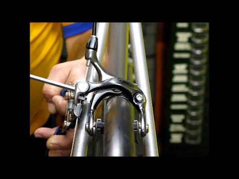 Brockley Bikes - Full Road Bike Build.