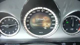 2009 mercedes benz e350 cdi top speed