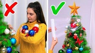 23 فكرة عبقرية لشجرة عيد الميلاد