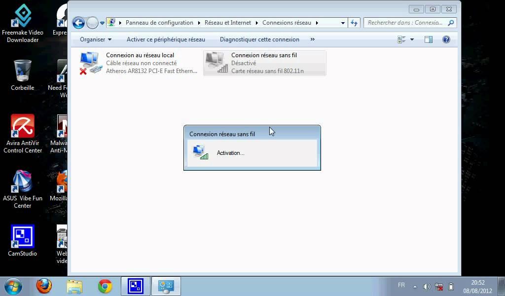 Comment installer manuellement les pilotes de carte réseau intel®.