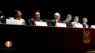GOBIERNO FEDERAL SIGUE QUEDANDO A DEBER A MEXICO EN DERECHOS HUMANOS: JOSÉ LUIS SOBERANES