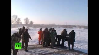 Сотрудники МЧС спасли рыбаков, терпевших бедствие в Каспийском море(Девять рыбаков на двух лодках потерпели бедствие в Каспийском море близ Дагестана. На их поиски было брошен..., 2016-01-04T11:40:31.000Z)