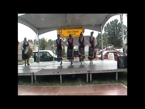 Ensemble Balgarche - 2010 Orthodox Food Festival  (Argo Park - Denver, CO)