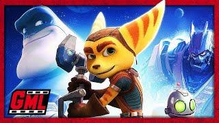 Ratchet & Clank (jeu video) - Film complet Français
