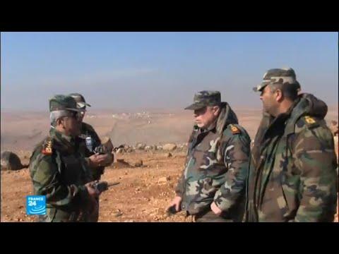 قوات النظام السوري تتراجع عن محيط مطار أبو الضهور بإدلب  - نشر قبل 2 ساعة