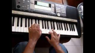 Montuno Merengue Base (Piano) con Mambo