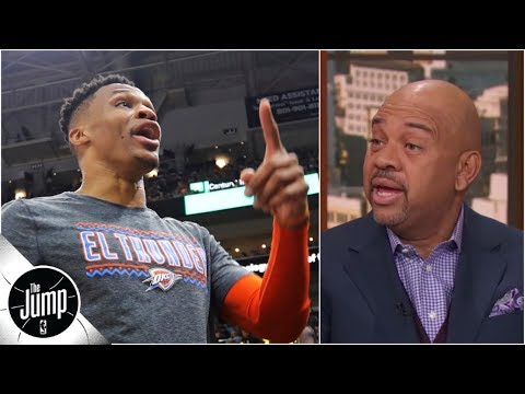Is Utah the problem in the Russell Westbrook fan altercation? | The Jump