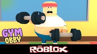Escape The Gym Obby! By NICKGAME54 Fan Group! [Roblox]