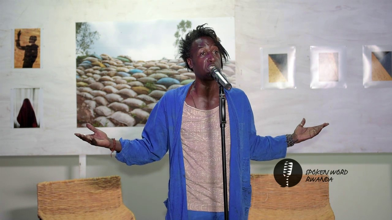 Spoken Word Rwanda | January 2017 Edition | Open Mic (Saul Williams)