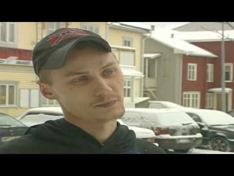 Levi Klausen intervjuad
