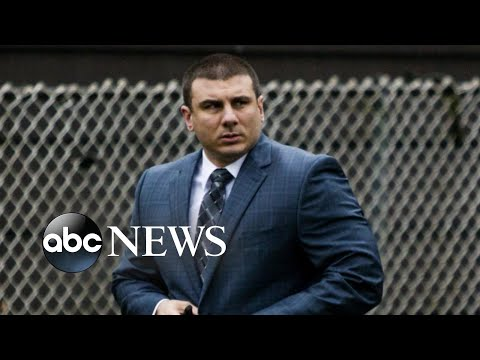 NYPD officer involved in Eric Garner's death fired l ABC News