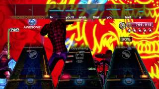 Warmer Than Hell by Spinal Tap - Full Band FC #3610