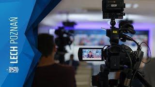 Konferencja prasowa po meczu Arka Gdynia - Lech Poznań