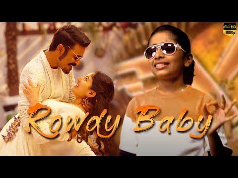 Praniti | Rowdy Baby Song  | Maari 2 | Dhanush | Sai Pallavi | Yuvan Shankar Raja