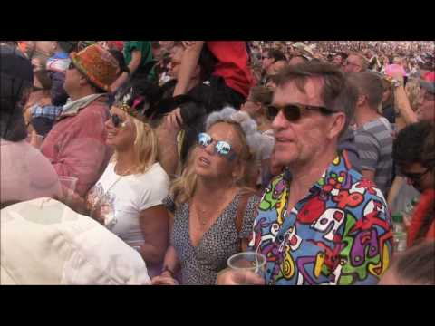 Glastonbury 2017 - Sunday (featuring Barry Gibb, Bootleg Beatles and Ed Sheeran)