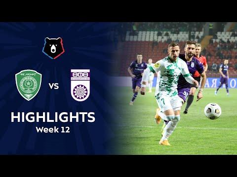 Akhmat Grozny Ufa Goals And Highlights