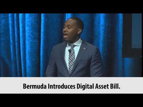 Consensus 2018 Day 1 Highlights. Bermuda introduces Digital Asset Bill