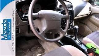 2000 Nissan Pathfinder Roswell Dunwoody, GA #N4005A - SOLD