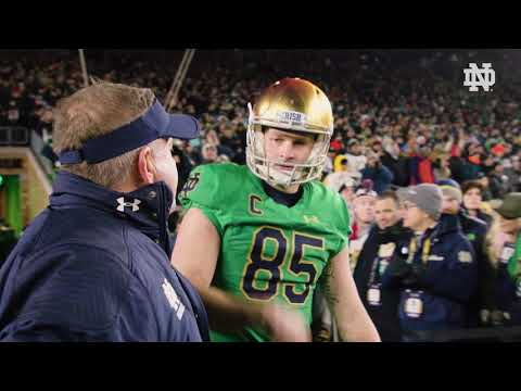 @NDFootball | Senior Day Review (2018)