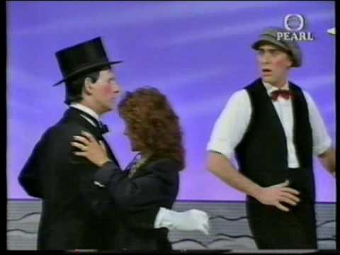 Funny magic show