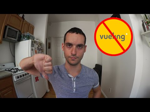 Why I'll Never Fly Vueling Airlines Again