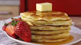 Pancakes - How to make Pancakes