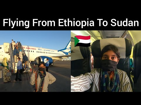 Amazing Experience Flying With Badr Airlines 🇸🇩 | Sudan