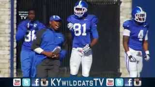 Kentucky Wildcats TV: Coach Scott Mic