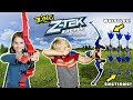 Zingsportz air storm z tek with suction power and whistling action mp3