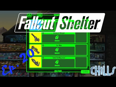 Fallout Shelter Ep. 20