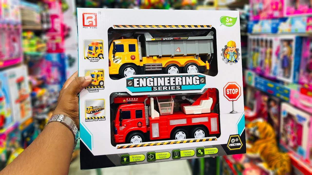 Bought some latest toy vehicles from a toy shop in Dhaka by PlayToyTime TV