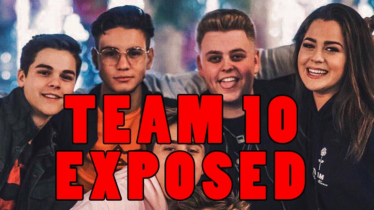 TRUTH ABOUT TEAM 10 (WANTING SEXUAL FAVOURS.. JAKE PAUL, NICK CROMPTON)