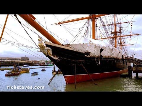Portsmouth, England: Historic Dockyard