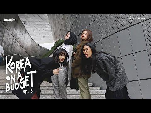 KOREA ON A BUDGET   Spot Instagramable di Seoul